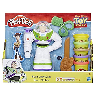 Play-Doh Disney/Pixar Toy Story Buzz Lightyear Set: Toys & Games