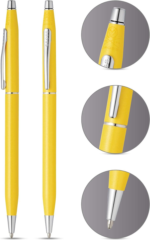 Cross Click penna roller a inchiostro gel non retrattile Bleu /Éclatant
