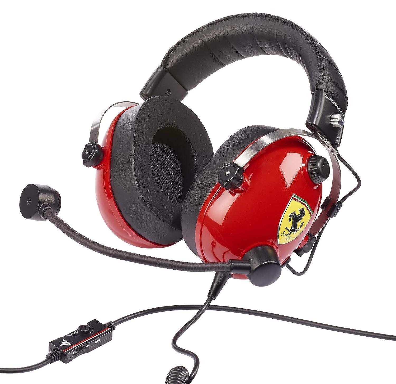 T.Racing Scuderia Ferrari Edition headset