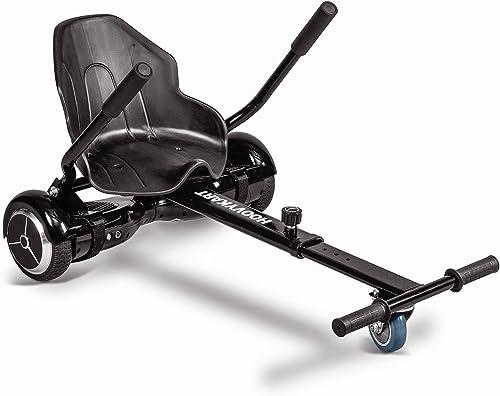 HoovyKart Go Kart Conversion Kit for Hoverboards