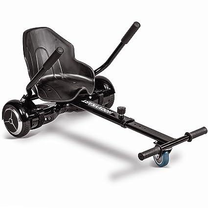 Amazon.com: HoovyKart - Go Kart Conversion Kit for Hoverboards ...