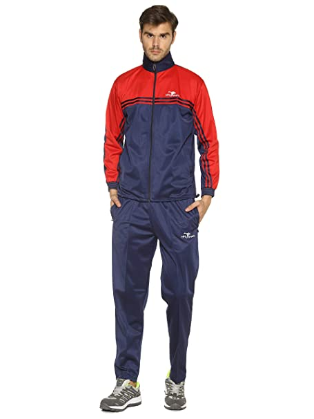 new release so cheap for whole family Buy HPS Sports Tracksuit for Men, Track Suits for Mens, Regular ...