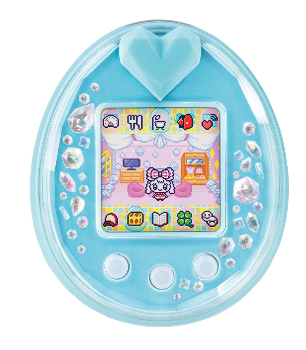 Tamagotchi P's Blue [Toy] (japan import) Bandai
