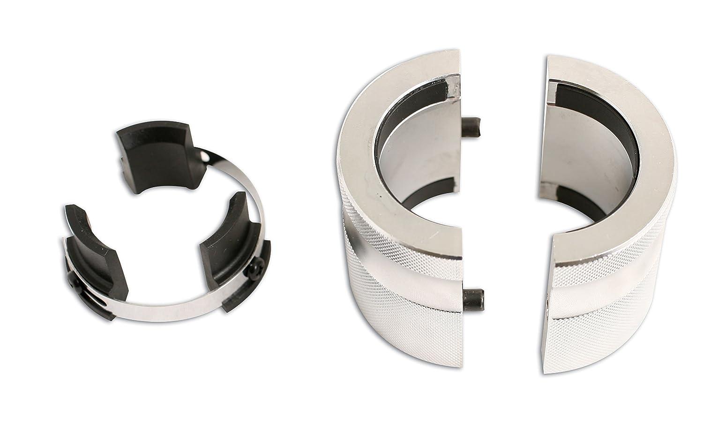Laser 4878 - Utensile di installazione guarnizione forcella, 35-45 mm Tool Connection (EU)