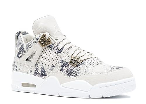 new arrivals 0b117 18628 Nike AIR Jordan 4 Retro Premium 'Pinnacle Snakeskin' - 819139-030:  Amazon.ca: Shoes & Handbags