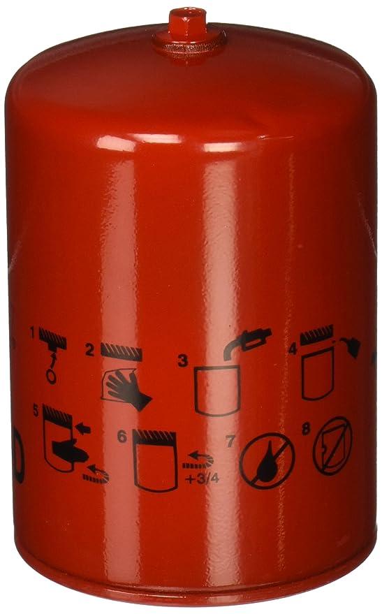 BALDWIN FILTERS Fuel Filter,5-7//16 x 3-11//16 x 5-7//16 In BF957