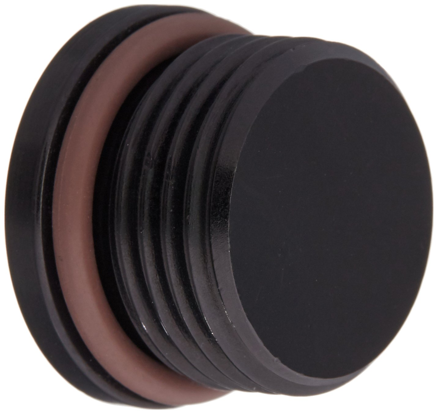 XRP IHP010-10 Black Internal Hex Aluminum Port Plug