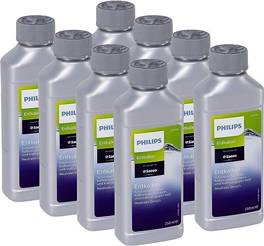 Philips Saeco - Líquido descalcificador para cafeteras monodosis ...