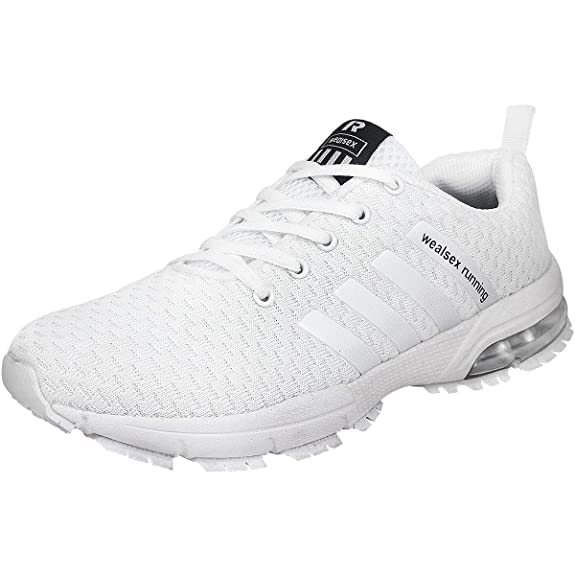 0f3c7de9ddcfd wealsex Chaussures Sports Running Course Fitness Gym Athlétique Baskets  Sneakers Air Chaussures Amorti Homme 39-46  Amazon.fr  Chaussures et Sacs