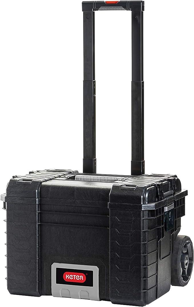 Keter M293050 - Carro herramientas rigid system: Amazon.es: Bricolaje y herramientas