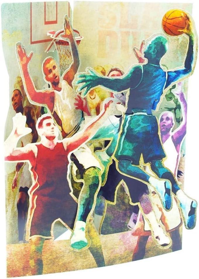 Santoro 3D Swing Cards Basket
