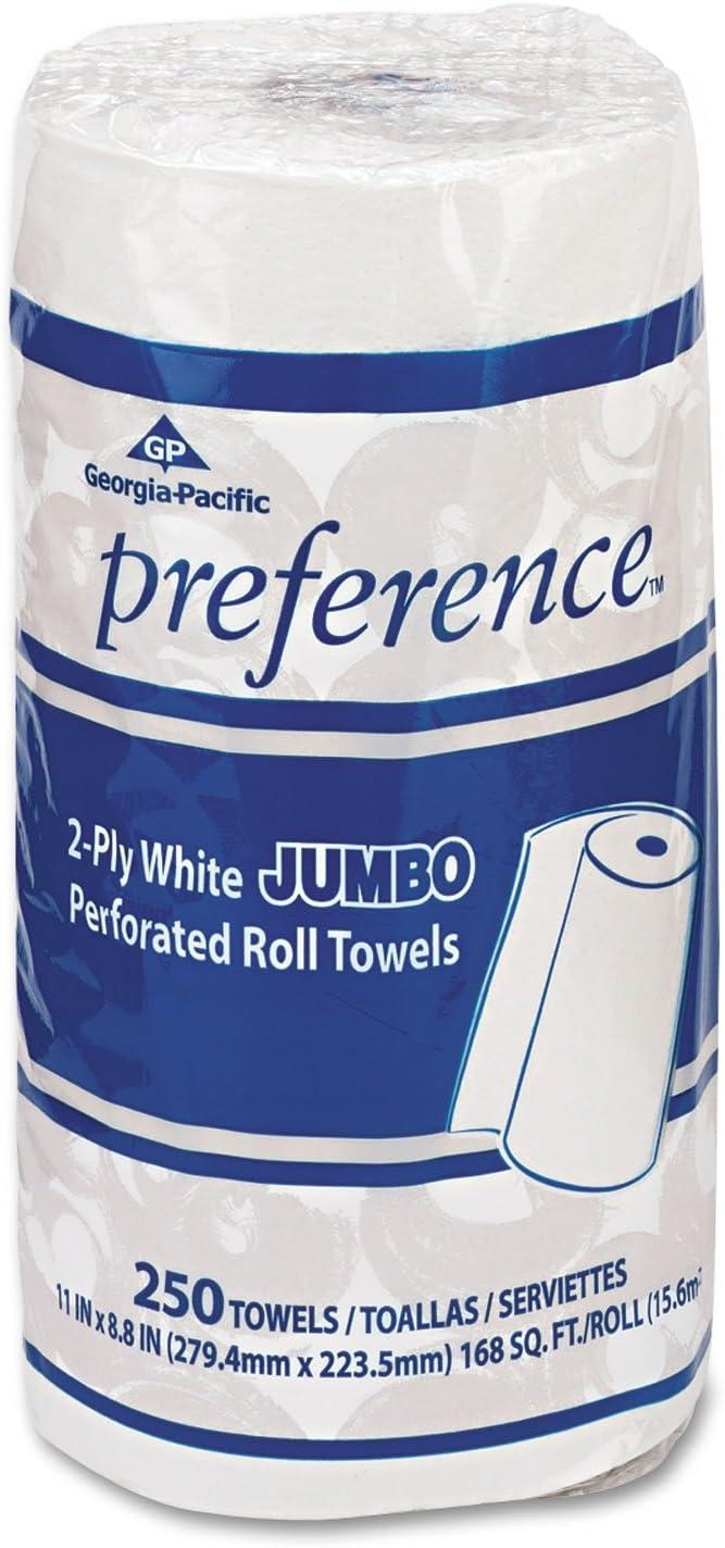 GPC27700 Georgia-Pacific Preference Jumbo Perforated Roll Towel