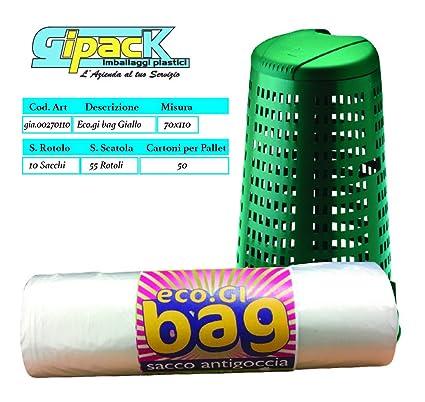 Bolsas transparentes Separación basura, basura grandes de ...