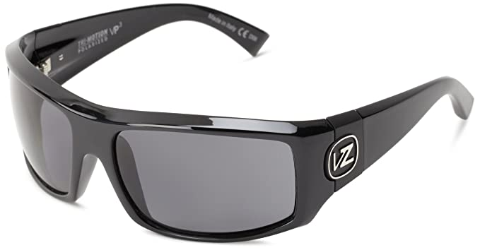 d667500f3f2 Amazon.com  VonZipper Clutch Polarized Rectangular Sunglasses