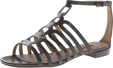 ECCO Women's Rundy Sandal,Black,37 EU/6-6.5 ...