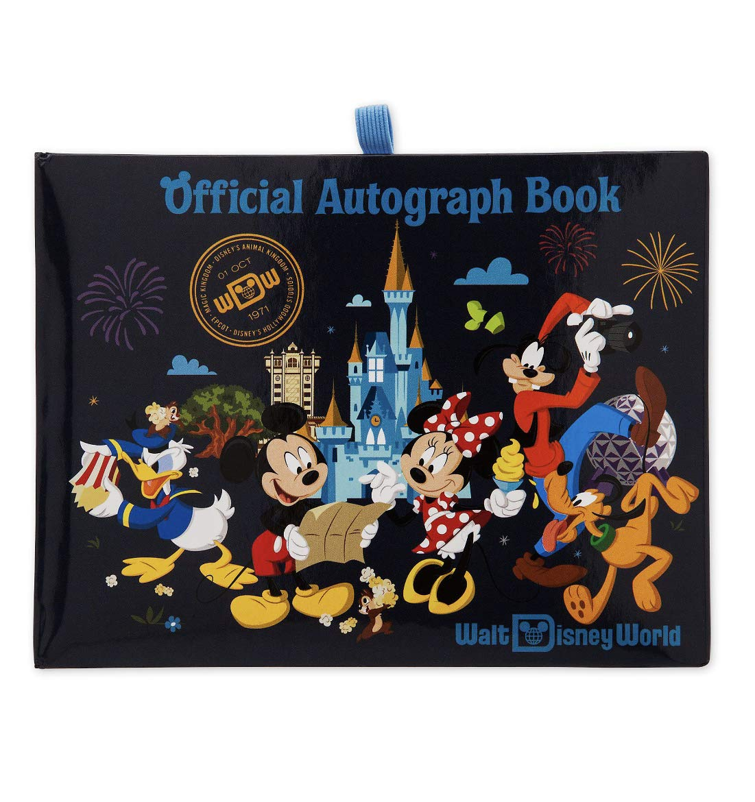 Walt Disney World Official Autograph Book (2019) (Original Version)