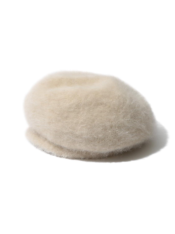 Amazon | (レイビームス)Ray BEAMS RBS / アンゴラ ベレー帽 ONE SIZE BEIGE | キャップ 通販