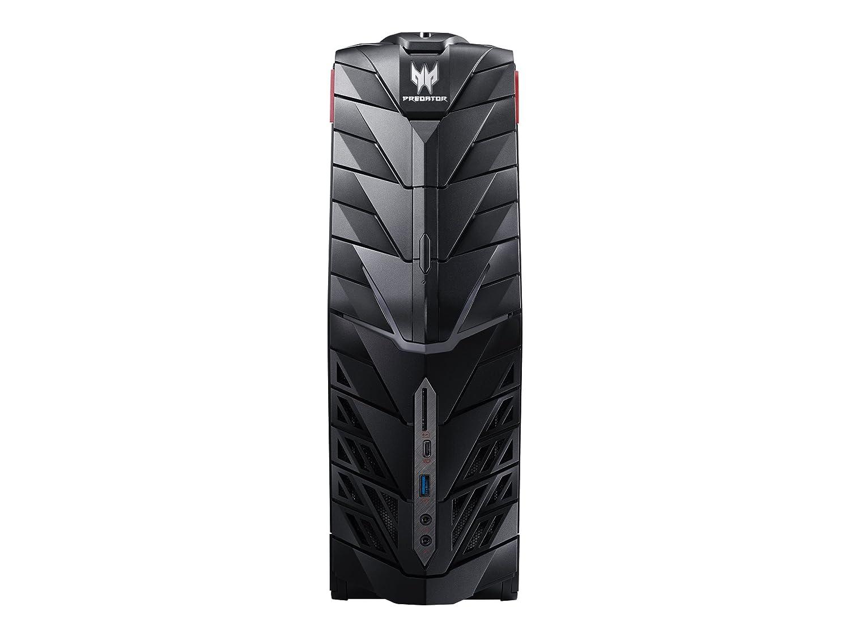 Acer Predator G1-710 2.7GHz i5-6400 Negro, Rojo PC - Ordenador de ...