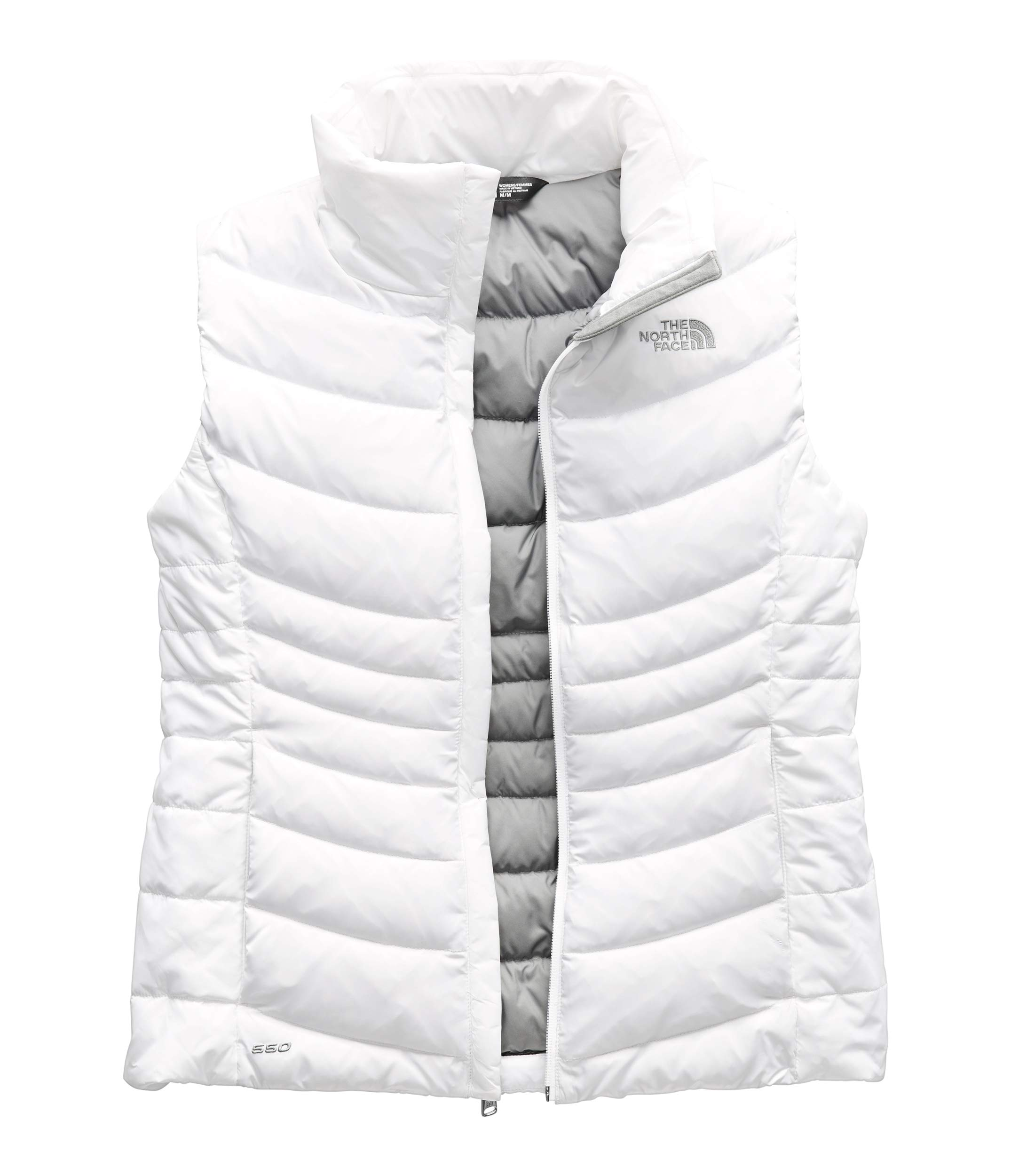 The North Face Women's Aconcagua Vest II - TNF White - L by The North Face