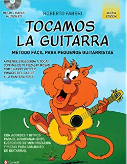 Tocamos la Guitarra - Partituras