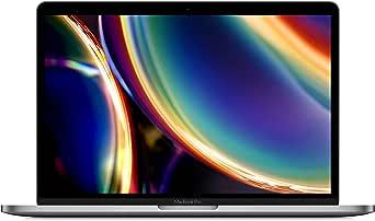 2020 Apple MacBook Pro (13tum, Touch Bar, 1,4GHz fyrkärnig åttonde generationen IntelCorei5-processor, 8GB RAM, 256 GB SSD) - rymdgrå