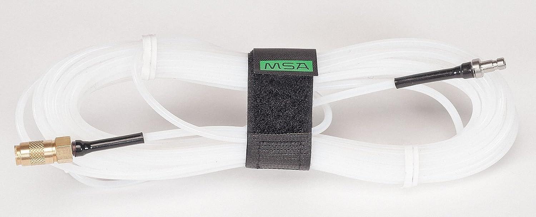 MSA Safety 10049057 PTFE muestreo línea con desconexión rápida para uso con Sirius detector Multi-Gas, 25 : Amazon.es: Amazon.es