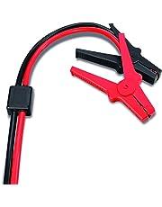 AEG Automotive 97216 Sicherheits-Starthilfekabel SP 25 mit Spannungsspitzenschutz in Aufbewahrungstasche, DIN 72553