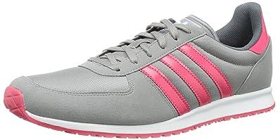 adidas Adistar Racer G95637, Damen Sneaker, Grau (Aluminium Dark Onix Blaze b10a6f1c9b