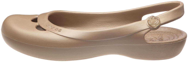 Talón Mujer 001 500 Crocs Descubierto Con Para Zapatos 11851 Jayna wqB7U1t