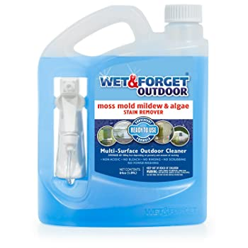 Wet & Forget 1.78L Acidic Outdoor Concrete Cleaner