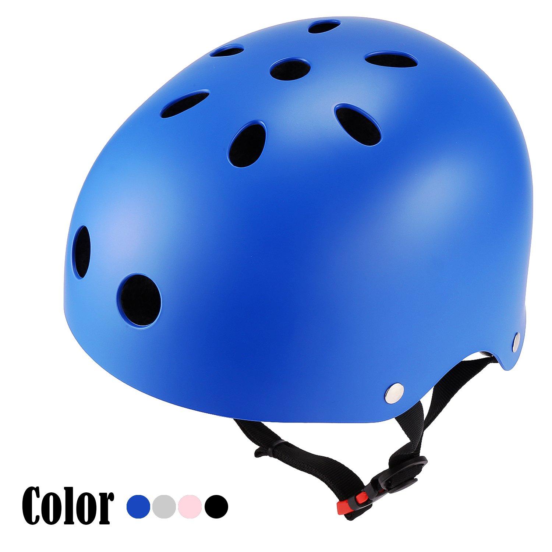 Skaterhelm Fahrradhelm Scooter Helm Radhelm Sicherheit f/ür M/ädchen Junge Speedrid Kinder Sporthelm