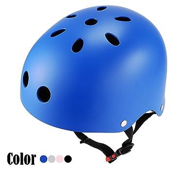 Lonlier Bonito casco de ciclismo para niños y niñas, casco de bicicleta ajustable para bicicleta