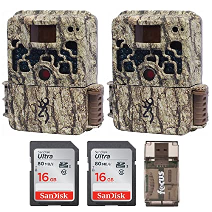 Image Unavailable Amazon.com : (2) Browning Trail Cameras Strike Force Extreme 16 MP