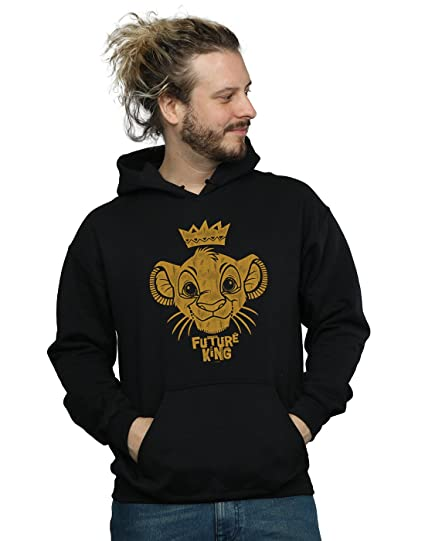 f5dfc3c8 Disney Men's The Lion King Future King Hoodie: Amazon.co.uk: Clothing