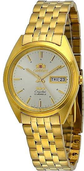 Orient  FAB0000FC - Reloj de pulsera para hombres (3 nbsp estrellas 37ed16557b93