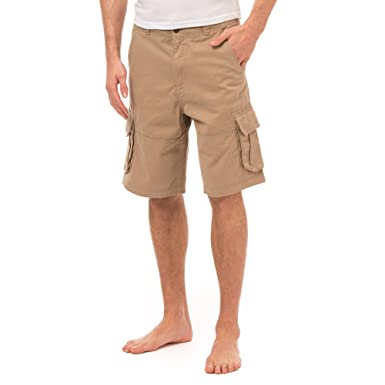 942c85ff3a Animal Agouras Cargo Shorts Biscuit 30: Amazon.co.uk: Clothing