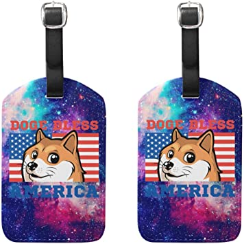 2 Pack Luggage Tags Camping Travel Tags For Travel Tags Accessories