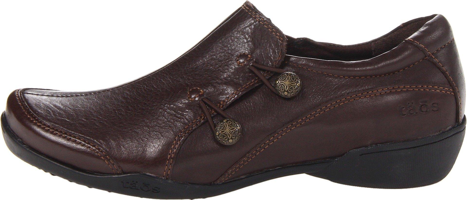 Taos Women's Encore Flat,Chocolate,7 M US by Taos Footwear (Image #5)