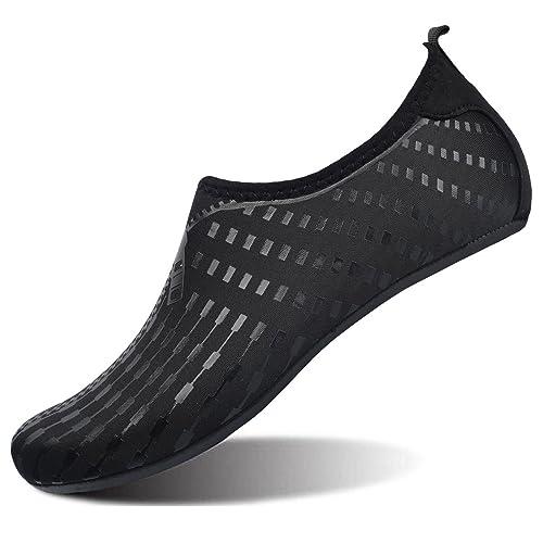 Amazon.com: FEETCITY - Zapatillas de natación para mujer ...