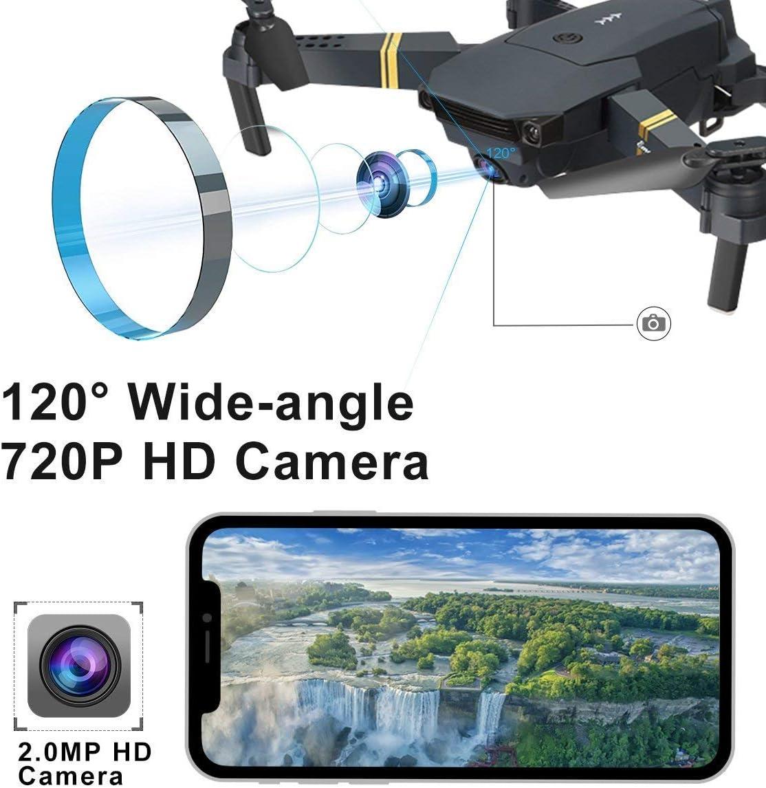 Eachine E58 drone review of FPV Wi-fi HD Camera