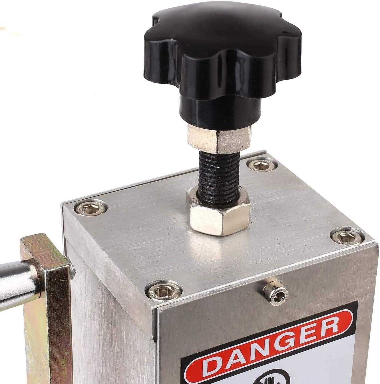 BiaBai Macchina manuale Connettore a spirale a doppio uso Linea elettrica Dispositivo parallelizzatore Cavo Spellafili Avvolgitore Spellafili automatica