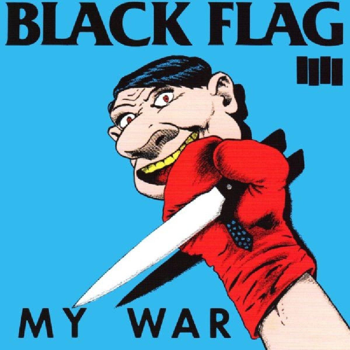 CD : Black Flag - My War (CD)