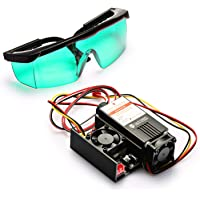 SainSmart 445nm/5.5W Blue Laser Module Kit for Genmitsu