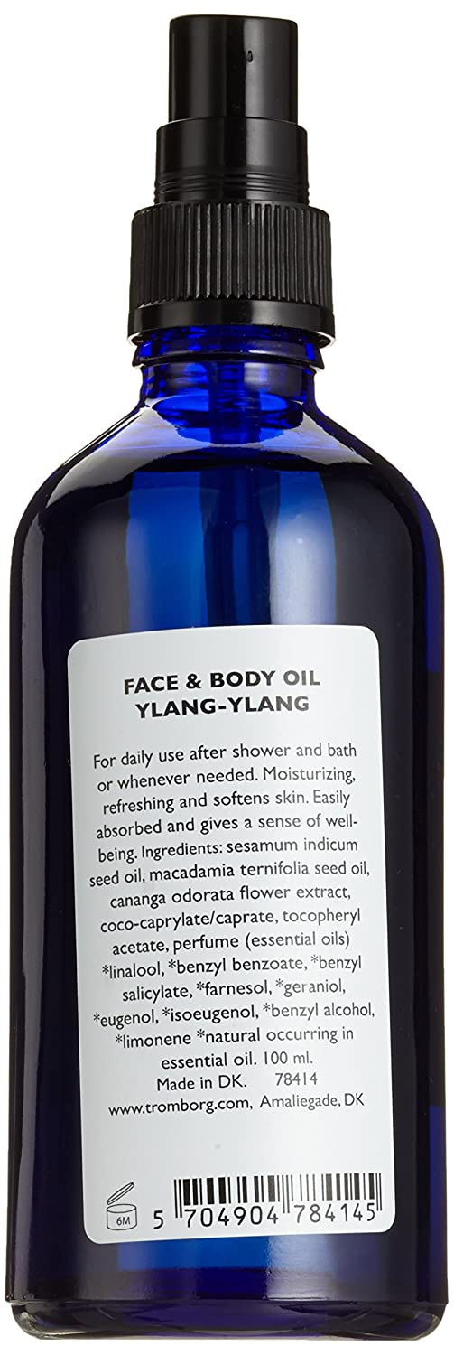 tromborg face oil