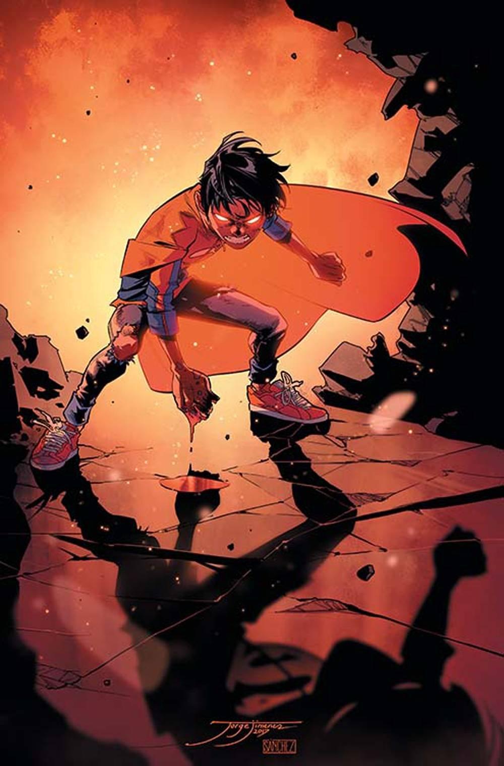 SUPERMAN #22 VAR ED ebook