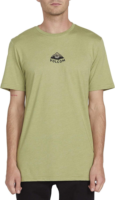 Volcom Viewer - Camiseta de manga corta para hombre