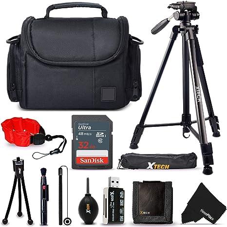 Xtech - Kit de Accesorios para cámara réflex Digital Nikon Z6, Z7 ...