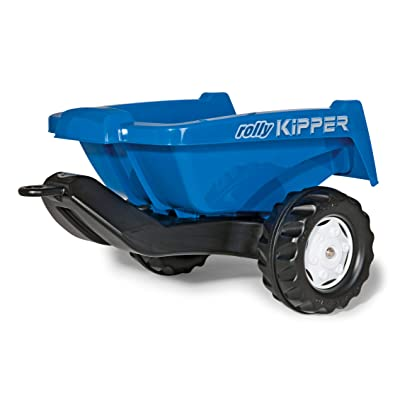 Rolly Toys Kipper II Trailer, Blue: Toys & Games