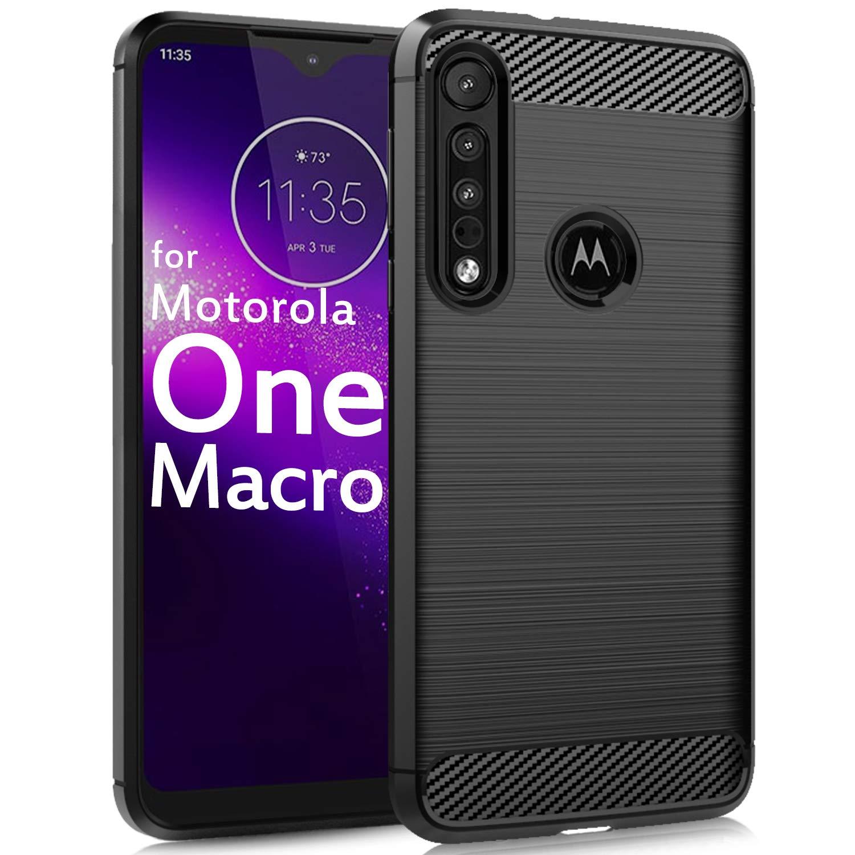 Funda Para Motorola G8 Play / Motorola One Macro (negra)