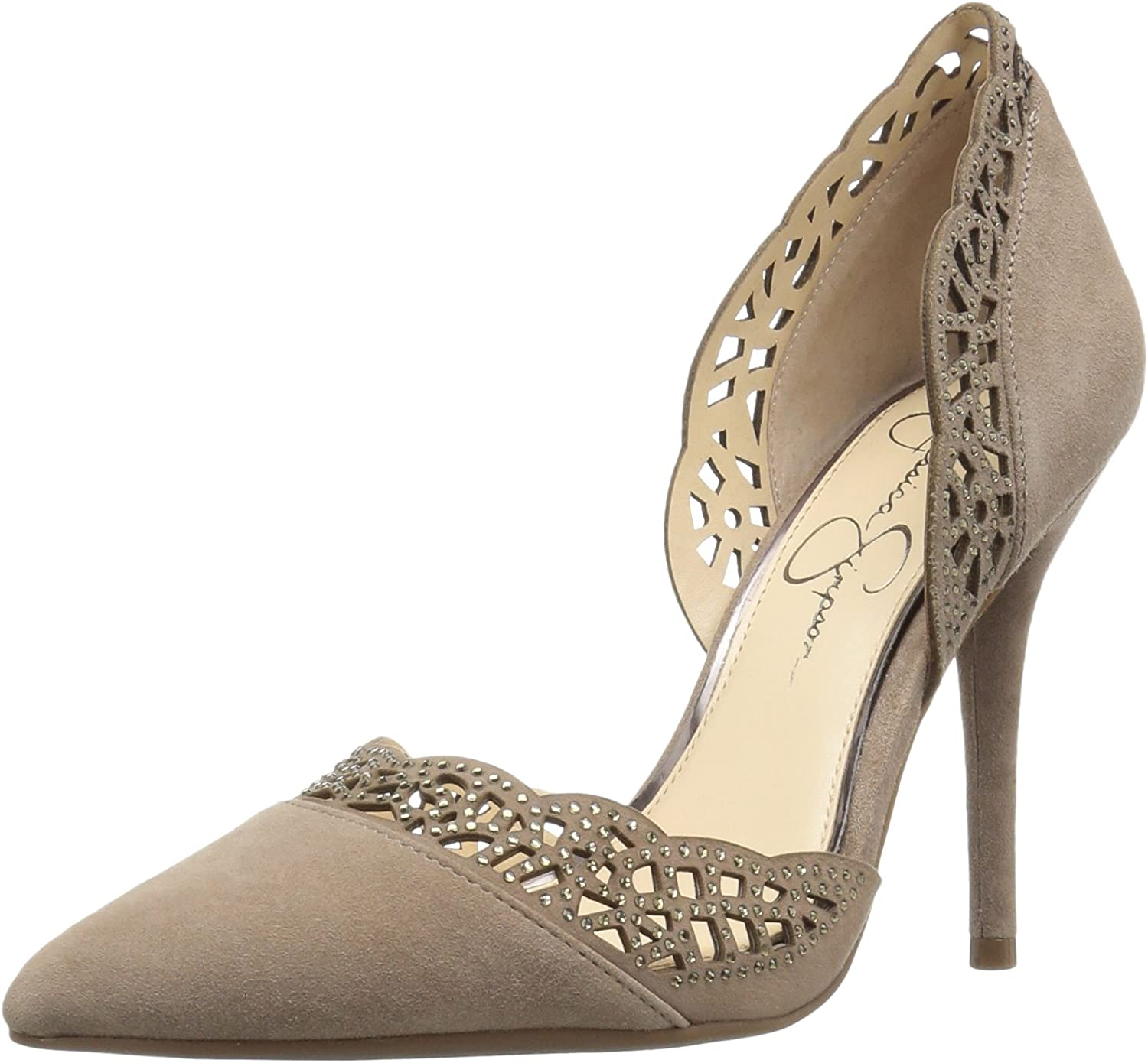 Jessica Simpson Women's Teriann Dress Pump